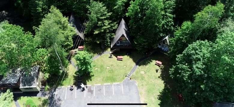 Great Adirondack views