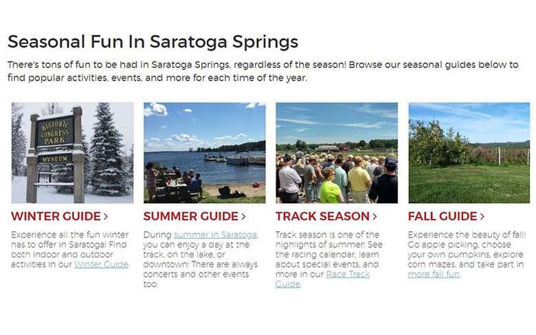 guide to seasonal fun