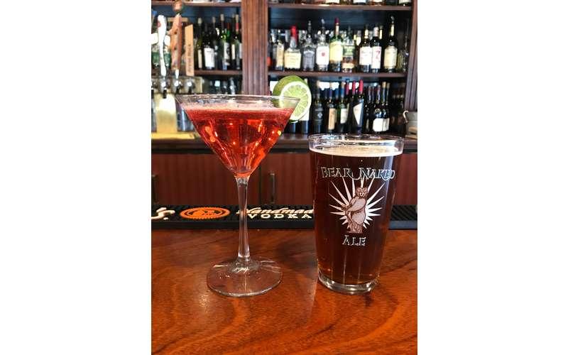 Martini & Beer at Fenimore's Pub