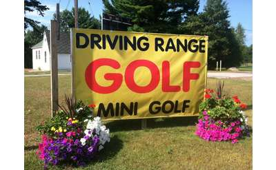 Practice your swing and go mini golfing at Exit 17 Golf.