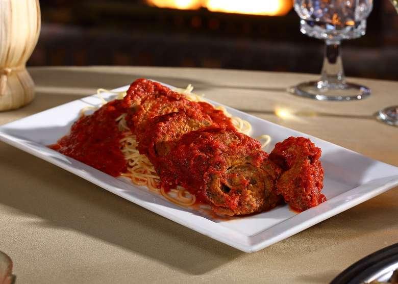 pasta with sausage sauce
