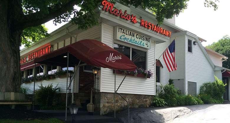Mario's Restaurant exterior