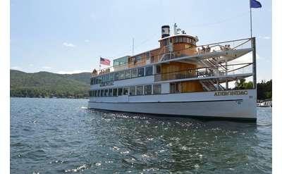adirondac cruise ship