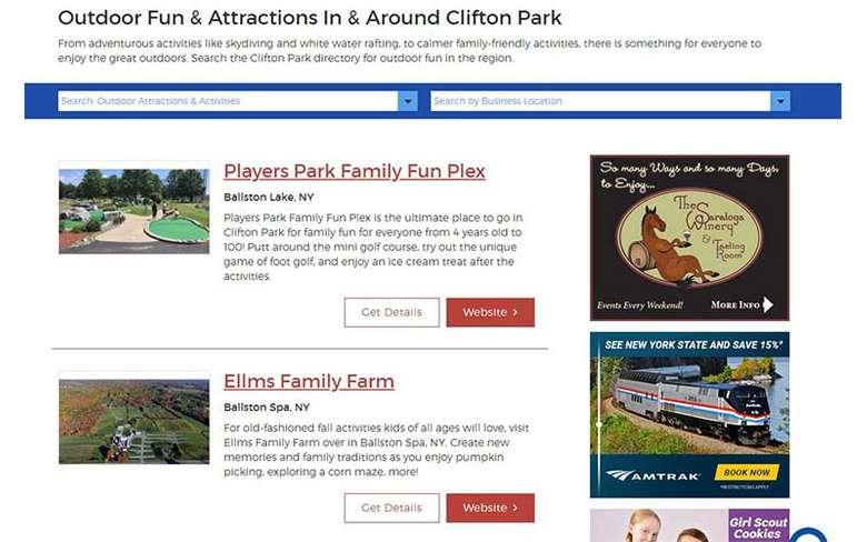 list of outdoor activities