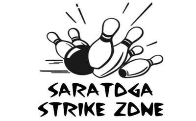 saratoga strike zone logo