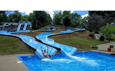 Water Slide World Lake George