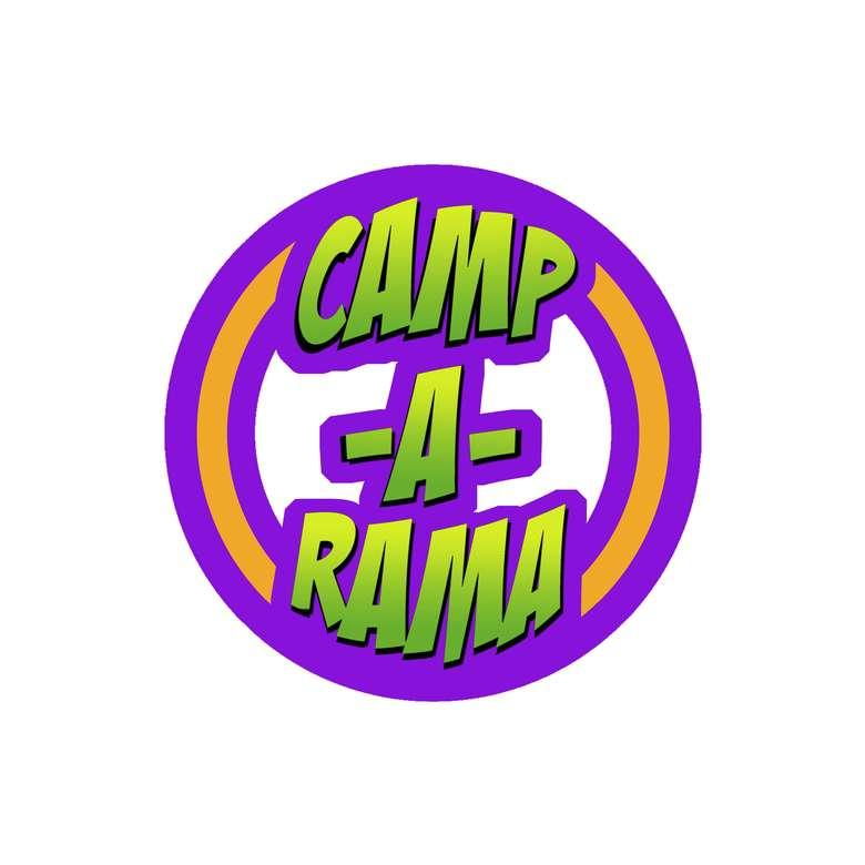 Camp-a-rama logo Rollarama Skating Center