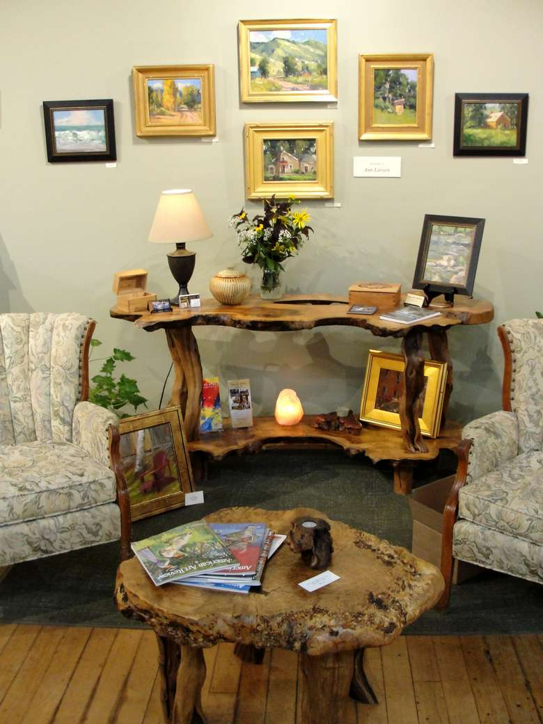 Rustic Furniture by Morris Kopels
