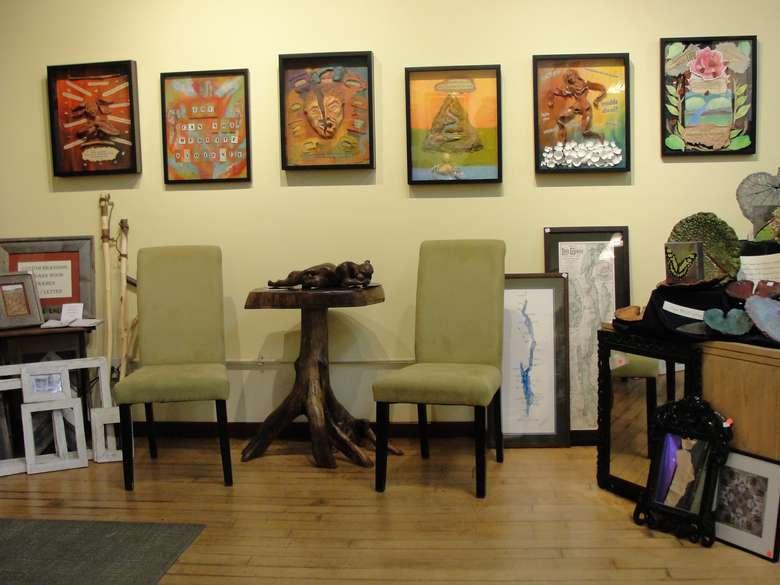 Custom Framing, Special Art Exhibitions