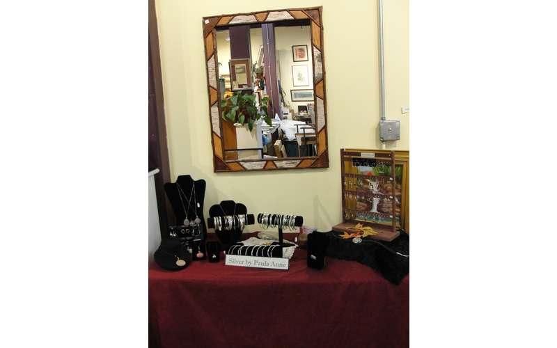 Custom Mirrors Adirondack Frames