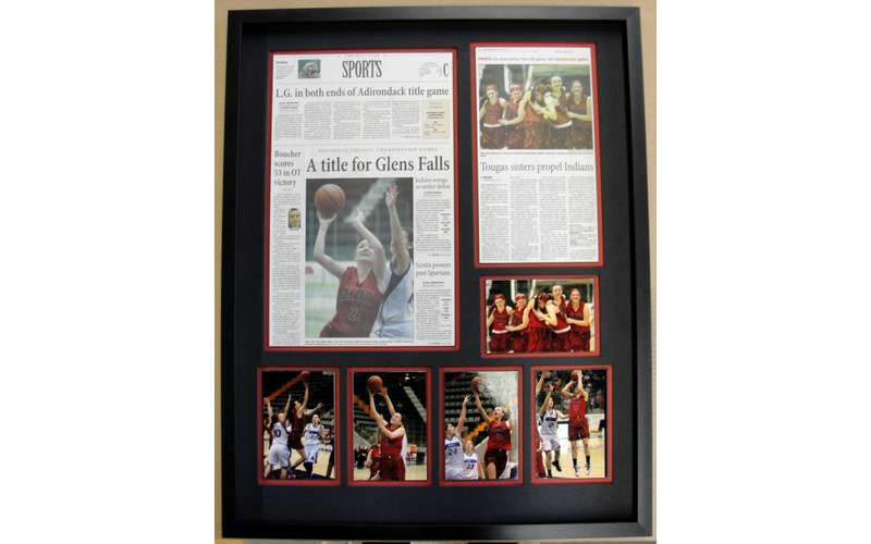 Custom Framing a specialty