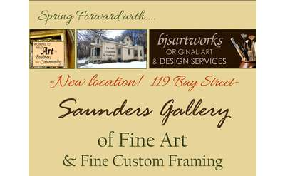 Saunders Gallery of Fine Art at bjsartworks