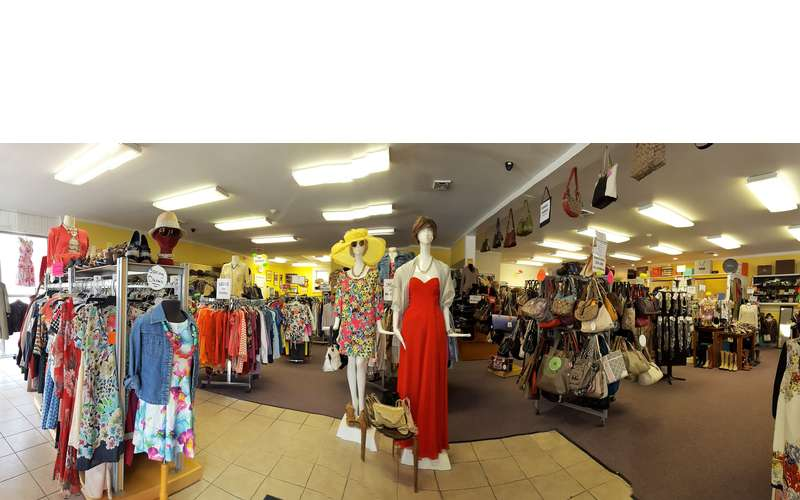 3000 sqft of Brand Name Women, Men and Junior apperal, shoes, hats and authentic designer handbags.