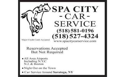 Spa City Car Service