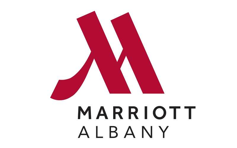 albany marriott logo