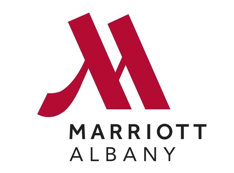 albany marriott logo
