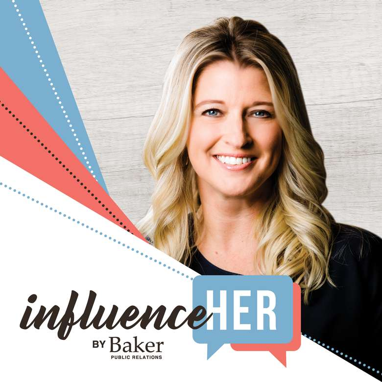 InfluenceHER Podcast: Photo of Megan Baker