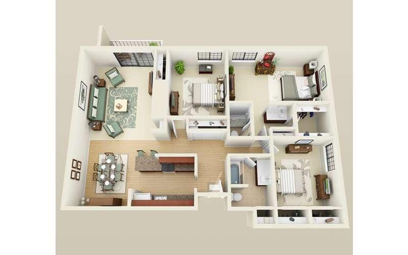 Heritage Village Apartments (8)
