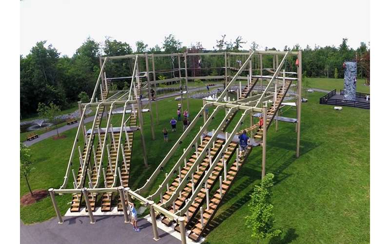 Ropes Course Overview