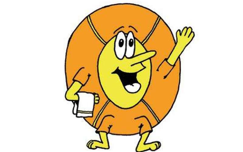 tubby tubes mascot