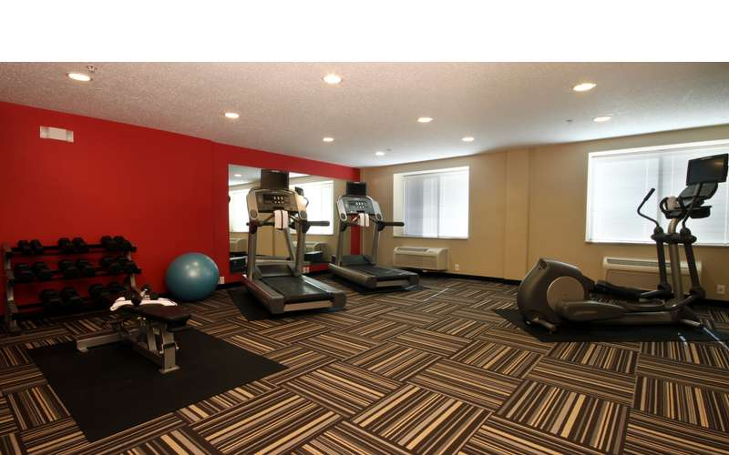 Try the 24-Hour Access Fitness Facility