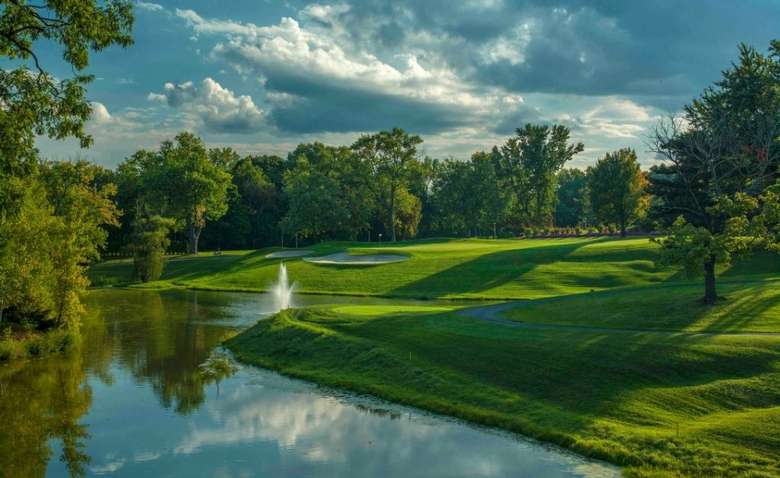 Wolferts Roost Country Club 18-Hole Championship golf corse