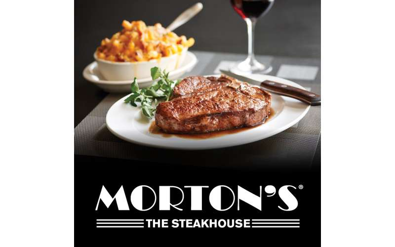 Enjoy The Best Steak Anywhere at Morton's The Steakhouse