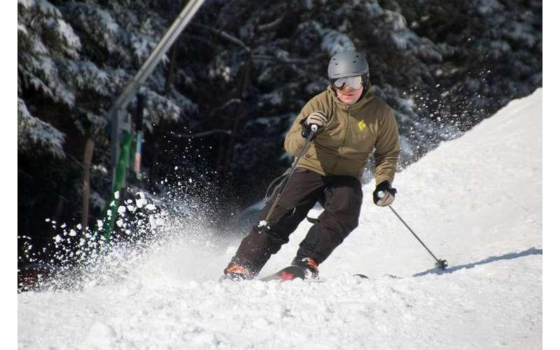 Ski Gore Mountain!