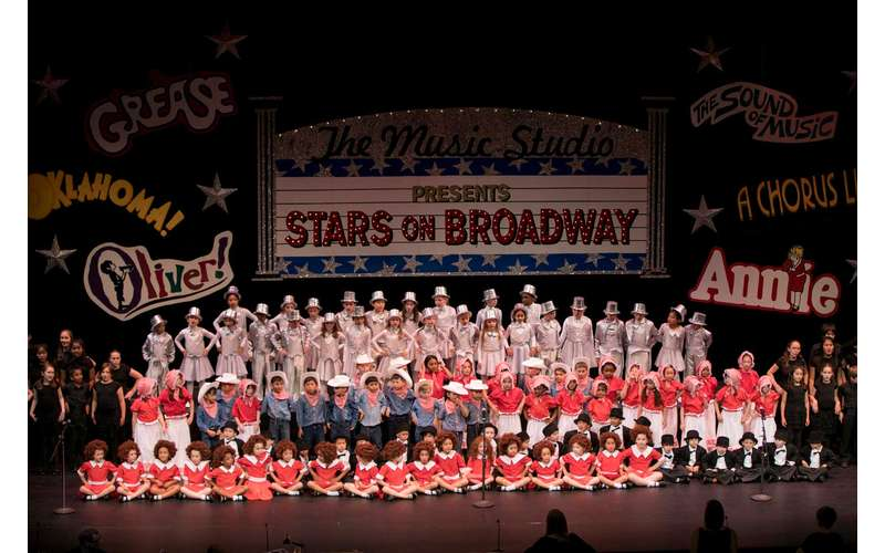&quote;Stars on Broadway