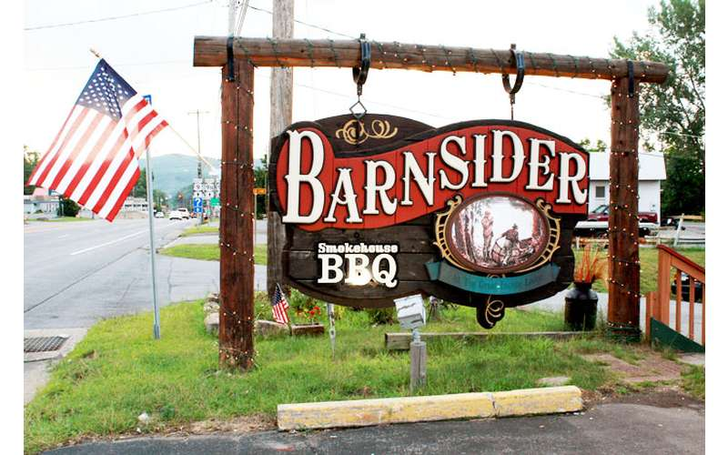 The Barnsider Smokehouse Restaurant (1)