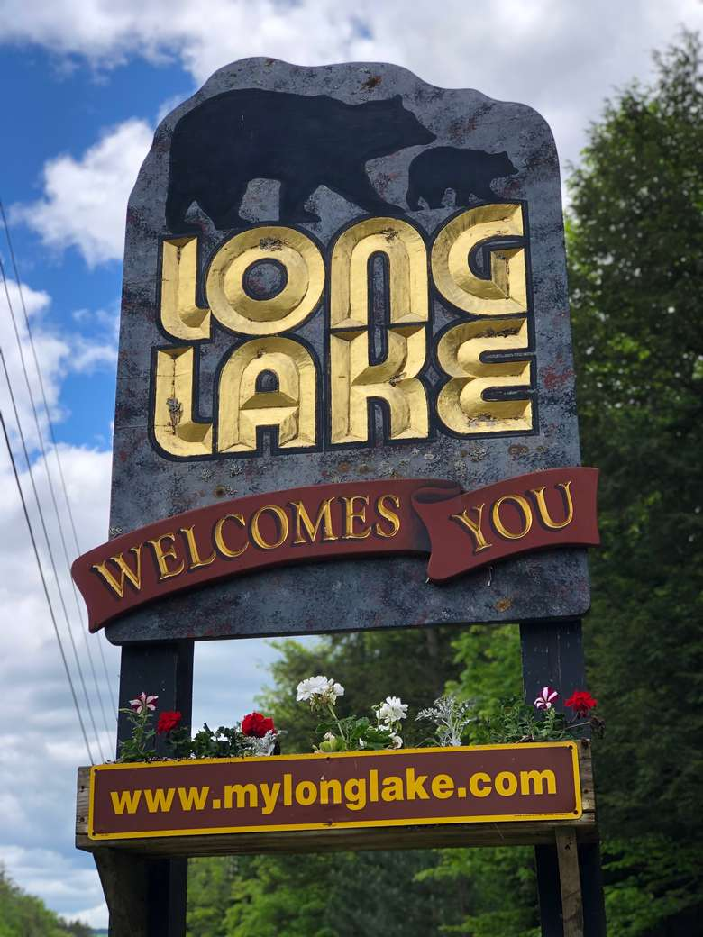 Long Lake welcomes you