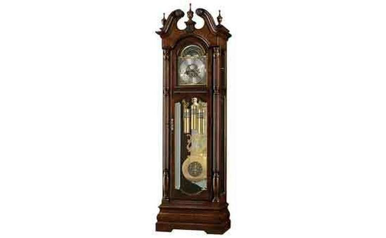 large grandfather clock