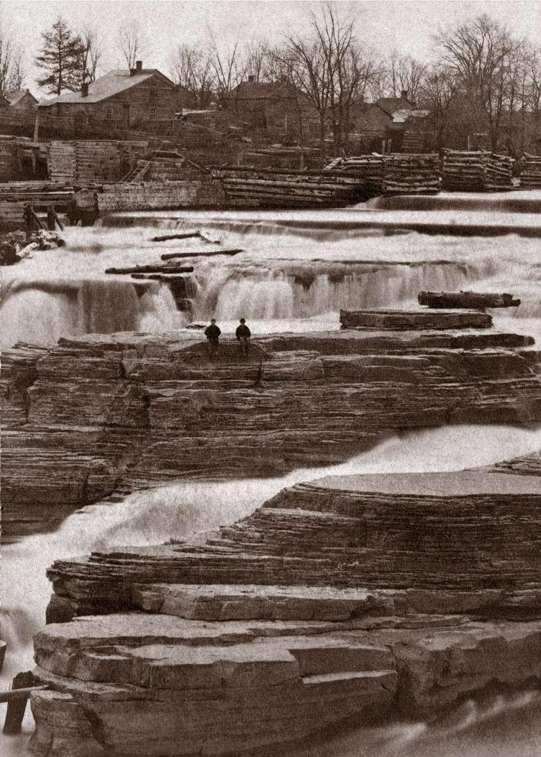 Glens Falls ca. 1875