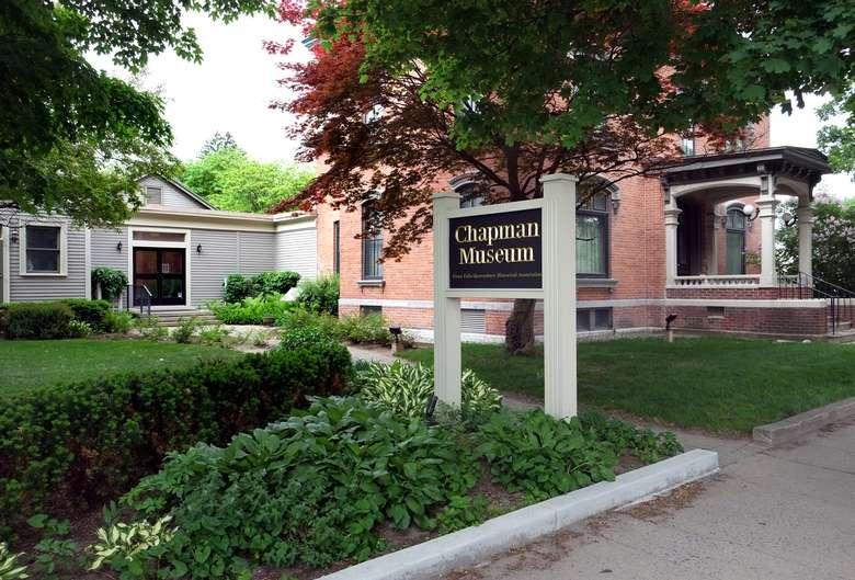 Exterior of the Chapman Museum