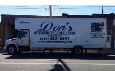 Don's Moving & Storage Co., Inc.