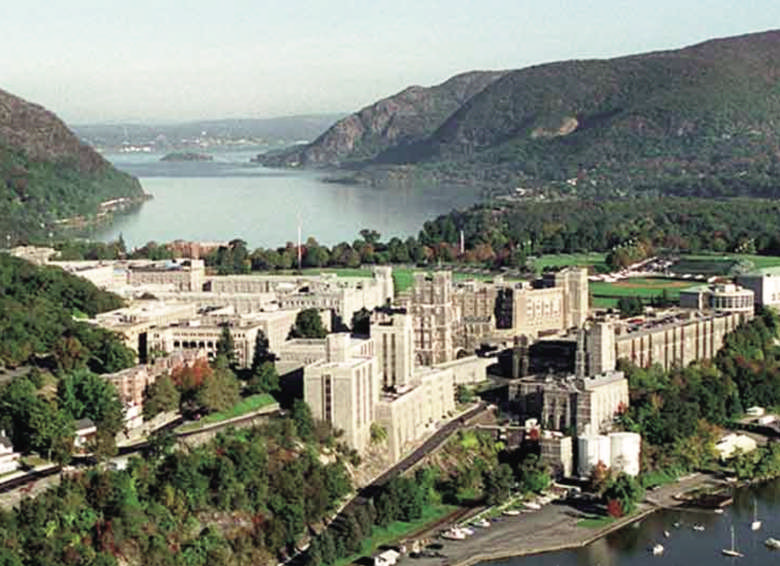 West Point in the Hudson Valley