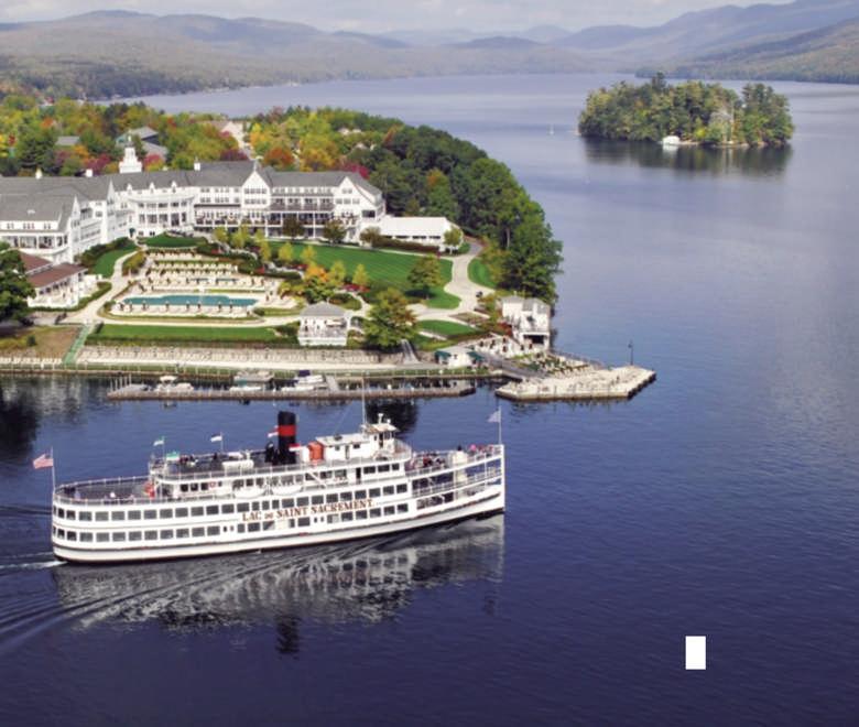 Lake George Cruises by Sagamore Estate