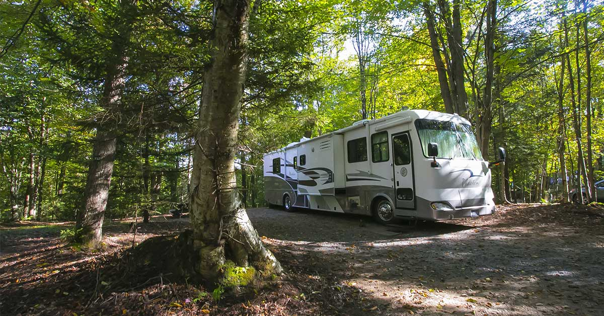 Adirondack Camping: Popular Tent & RV Campgrounds in the