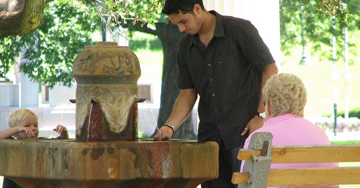 Discover Saratoga's Famed Mineral Springs