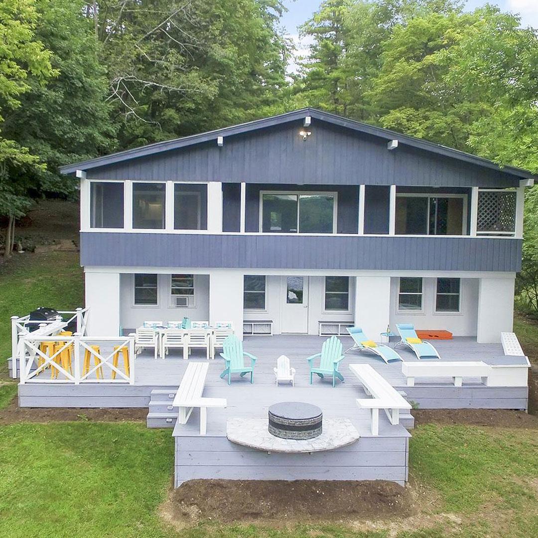 Lake House Rentals On Lake George In Beautiful Upstate New ...
