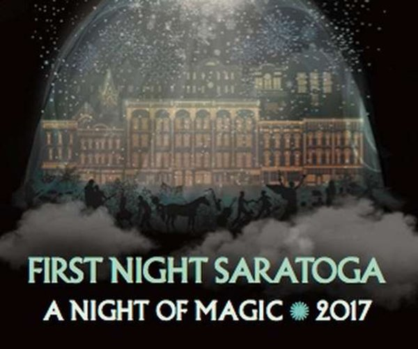 Win an Overnight Package to First Night Saratoga!