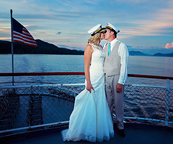 Win a $15,000 Wedding Of Your Dreams On Lake George!!