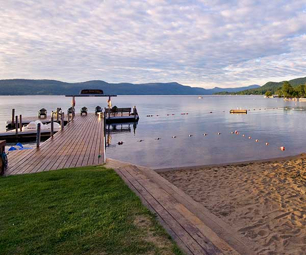 Win a Weekend Getaway at the Trout House Village Resort!