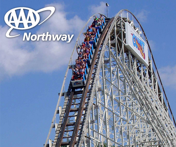 Win Passes To The Great Escape, Courtesy Of AAA Northway