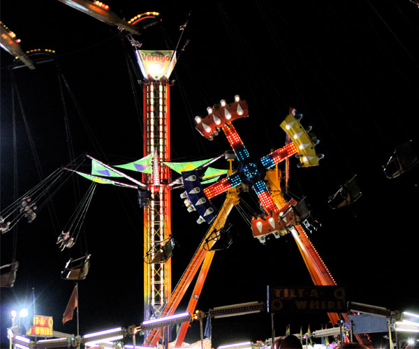 Win Tickets To The Saratoga County Fair!