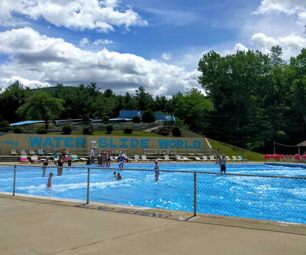 Win a FREE 4 Pack of Tickets to Water Slide World in Lake George!