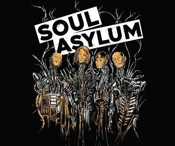 soul asylum band logo