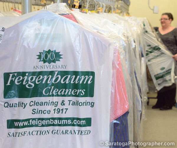 dry cleaning at feigenbaum cleaners