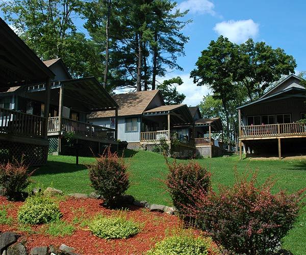 cottages at depe dene resort