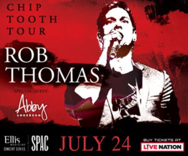 Rob Thomas at SPAC